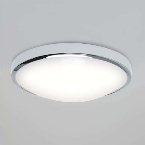 ASTRO Osaka – pyöreä kylpyhuoneen kattovalaisin, LEDit