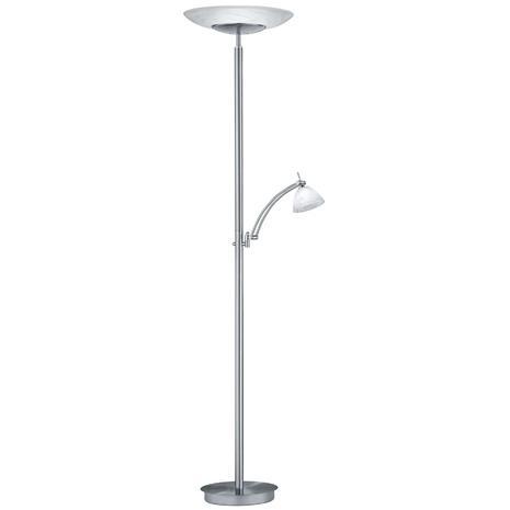 B-Leuchten Ylösp. suun. LED-valaisin Falun lukuvar., nikkeli