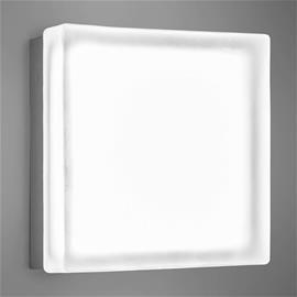 Akzentlicht Nelikulmainen LED-seinävalaisin Briq 02