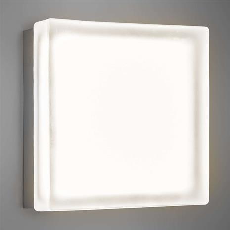 Akzentlicht LED-seinävalaisin Briq 02 lämmin valkoinen