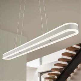 Helestra Helestra Liv - pitkä LED-riippuvalo himmennettävä