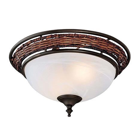Hunter Hunter Wicker Bowl pintavalaisin kattotuulettimeen