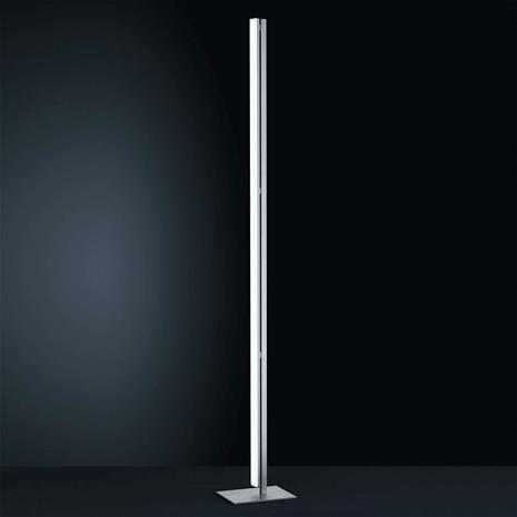 Helestra Helestra Venta - LED-lattiavalaisin, matta nikkeli