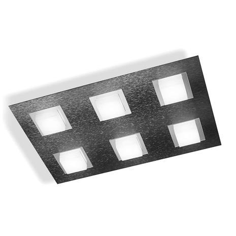 GROSSMANN GROSSMANN Basic LED-valaisin 6-lampp., antrasiitti