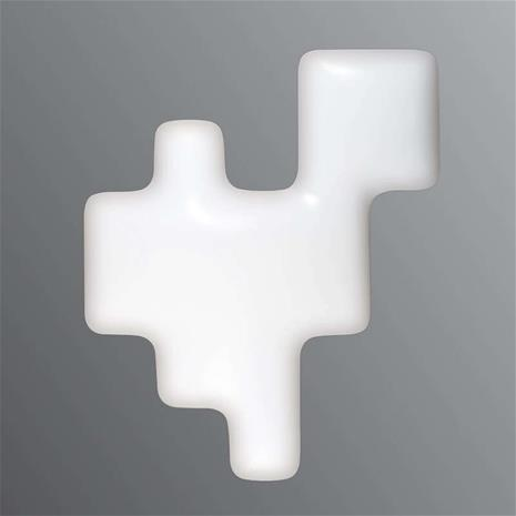 Kundalini Yksilöllinen seinävalaisin Pixel