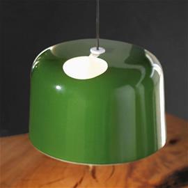Karboxx Kiiltävän vihreä keraaminen riippuvalaisin Add