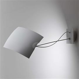 Ingo Maurer Ingo Maurer 18 x 18 LED-seinävalaisin