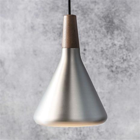 Nordlux Metallinen riippuvalaisin Float 18 cm