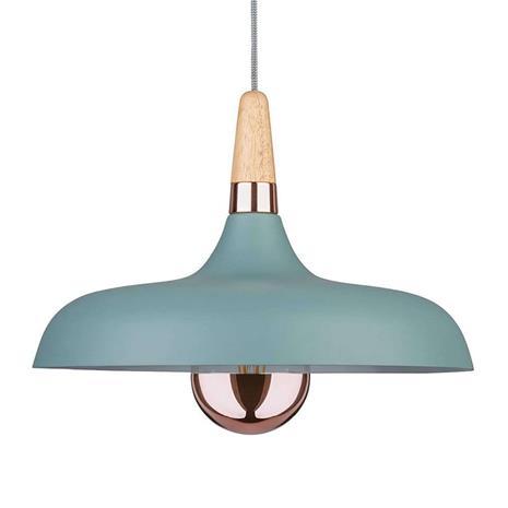 Paulmann Paulmann Juna -riippuvalo, 1-lamppuinen, Ø 34,2 cm