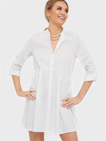 Only Onlditte Life 3/4 Shirt Dress Noos