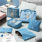 InnovaGoods Baggage Organizer, 6-os. pakkauspussisetti