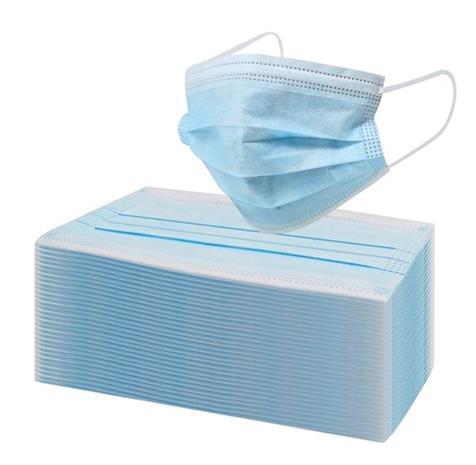 Hengityssuojain - 3 kerrosta, Suuhygienia