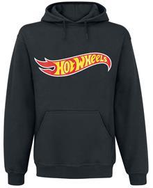 Hot Wheels - Logo - Huppari - Miehet - Musta
