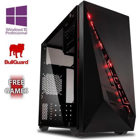 Vibox Pöytäkone pelikäyttöön Radeon R5 (A6-9500, 1 TB HDD, Win 10), keskusyksikkö