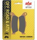 Sbs Sintered Offroad 23-671SI jarrupalat