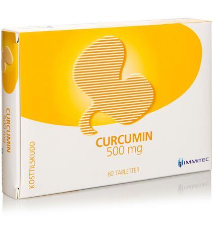 Curcumin 60 tabl. ravintolisä