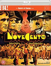 '1900 (Novecento, 1976, Blu-Ray + dvd), elokuva
