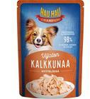 Hau-Hau Champion Annosateria Kalkkunaa hyytelössä 85 g