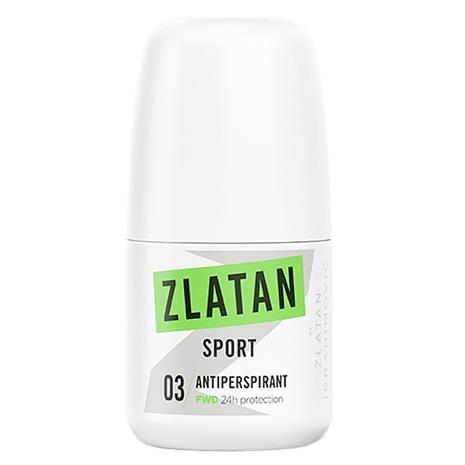 Zlatan Ibrahimovic Parfums Zlatan Sport FWD - 50 ml