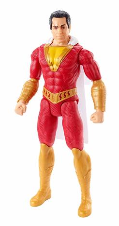 DC Comics Shazam! True-Moves Action Figure Shazam 30cm