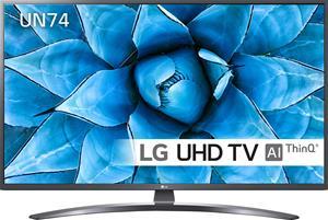 "LG 50UN7400 (50""), LED-televisio"