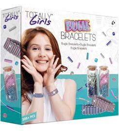 Totally Girls Bugle Bracelets korujen valmistussetti