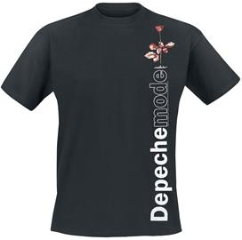 Depeche Mode - Violator Side Rose - T-paita - Miehet - Musta