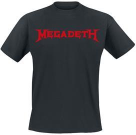 Megadeth - Unhinhed - T-paita - Miehet - Musta