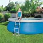 Bestway poolstiger med 4 trin Flowclear 2 stk 132 cm 58332