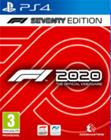 F1 2020 Seventy Edition, PS4 -peli