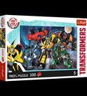 Trefl Transformers Autobots team 100p palapeli