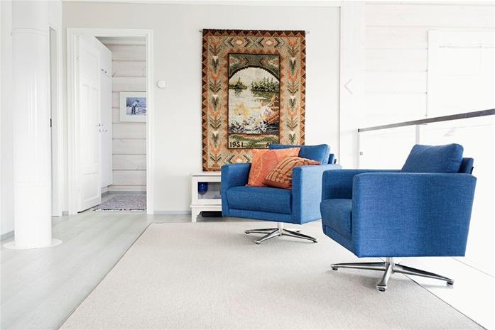 VM Carpet Esmeralda, matto 200 cm