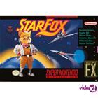 Pyramid Super Nintendo, Maxi Juliste - Star Fox