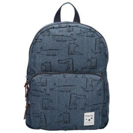 Kidzroom Backpack Animal Academy krokotiili iso