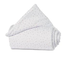 babybay® Reunapehmuste Organic Cotton Midi / Mini Jarrusukatt tähdet rosé 157x24 cm