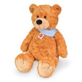 Teddy HERMANN® Nalle kullanruskea 55 cm