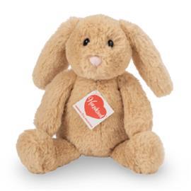 Teddy HERMANN® Sydän lapsi - Pupu Anny 23 cm
