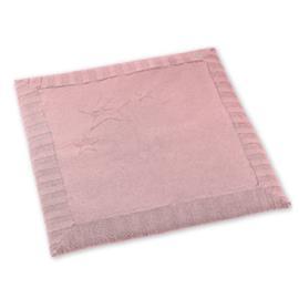 Sterntaler Neulottu Leikkimatto vaaleanpunainen 100x100cm