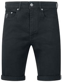 Chet Rock - Pete Skinny Shorts - Shortsit - Miehet - Musta