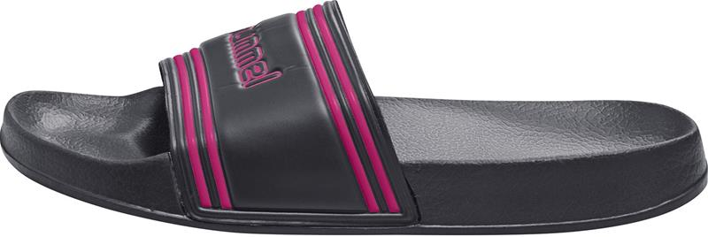 Hummel Pool Slide Jr Sandaalit, Black Iris 28
