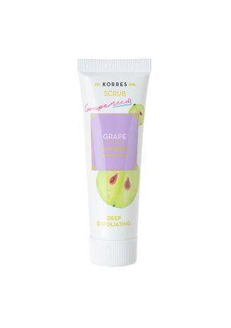 Korres Grape Syväpuhdistava kasvokuorinta 18 ml