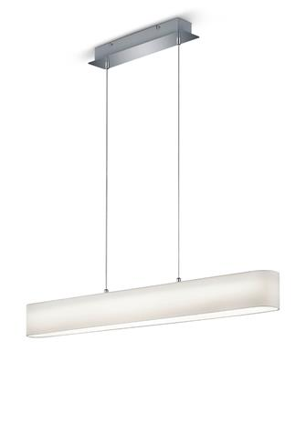 Lugano LED riippuvalaisin 100 cm valkoinen