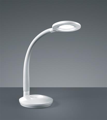 Cobra LED pöytävalaisin valkoinen