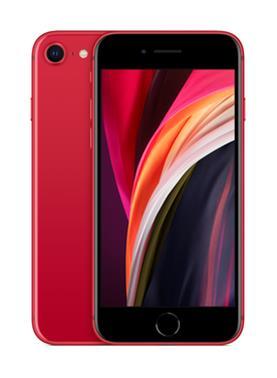 Apple iPhone SE (2020) 64GB, puhelin