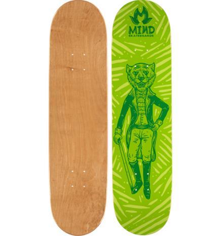 Mind Skateboards TIGER 8.25 TIGER