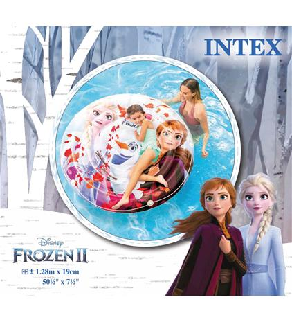 Intex Frozen 2 Small Island uimalautta