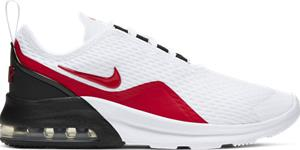 Nike J AIR MAX MOTION 2 GS WHITE/RED