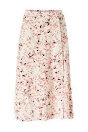 Selected Femme Hame slfRebekka MW Midi Slit Skirt B