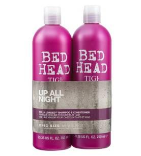 TIGI DUO 2 x 750ml Fully Loaded shampoo ja hoitoaine