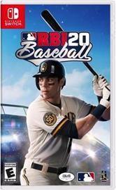 R.B.I. Baseball 2020, Nintendo Switch -peli